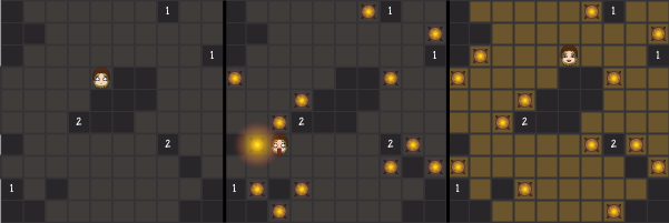 Light Up RPG Example