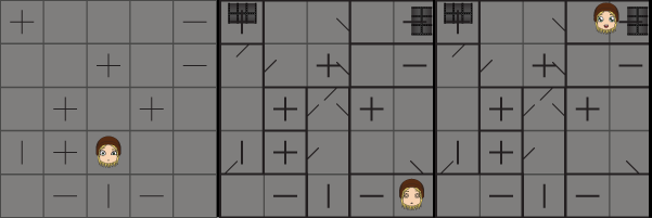 Tatamibari RPG Example